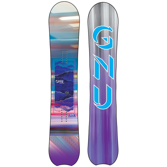 GNU - Chromatic BTX Snowboard - Women's 2020