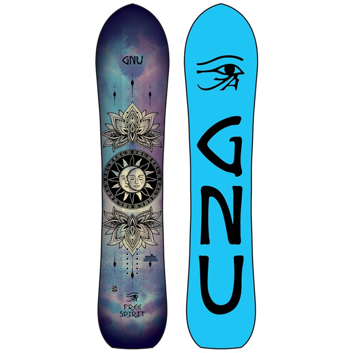 GNU - Free Spirit C3 Snowboard - Women's 2020