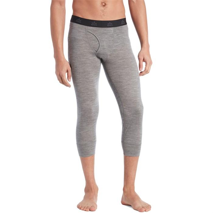 evo - Ridgetop Merino Wool Midweight 3/4 Pants