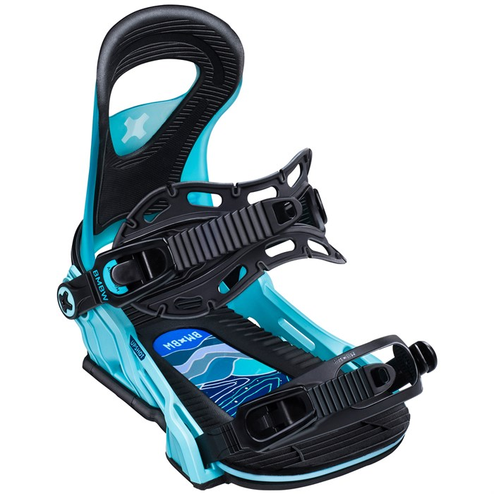 Bent Metal - Upshot Snowboard Bindings - Women's 2020