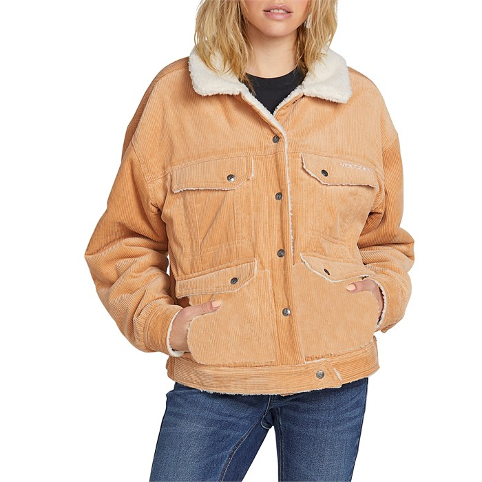 Volcom - Woodstone Reversible Jacket - Women's
