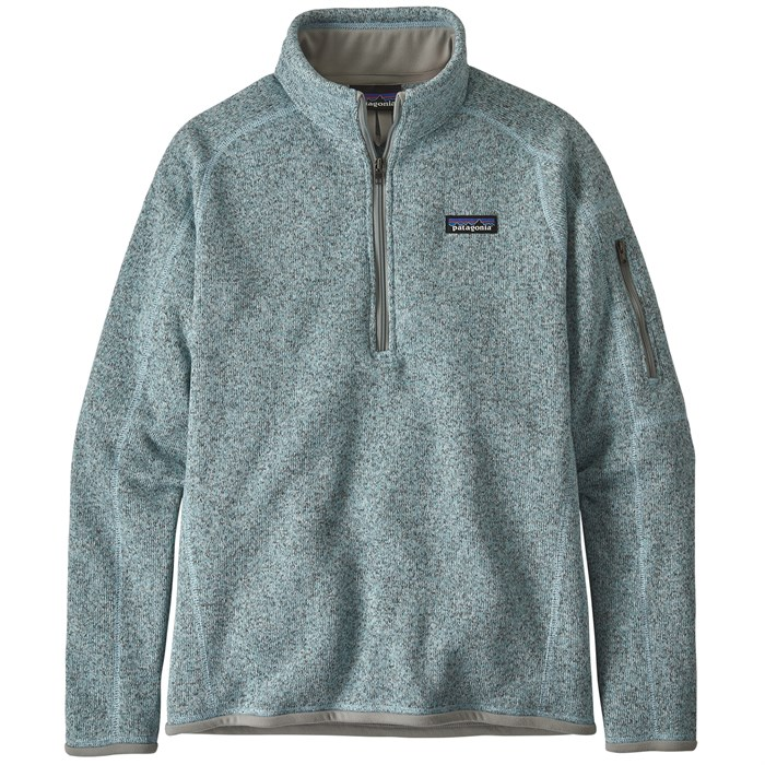 Patagonia - Better Sweater® 1/4 Zip Fleece - Women's