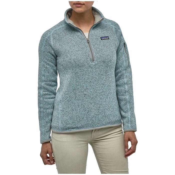 Patagonia - Better Sweater® 1/4 Zip Pullover Fleece - Women's
