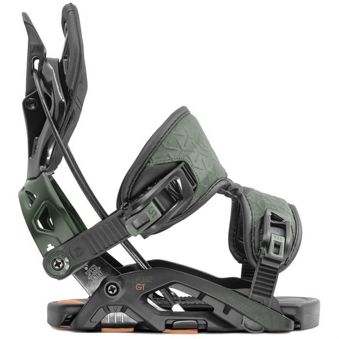 Flow - Fuse-GT Fusion Snowboard Bindings 2020