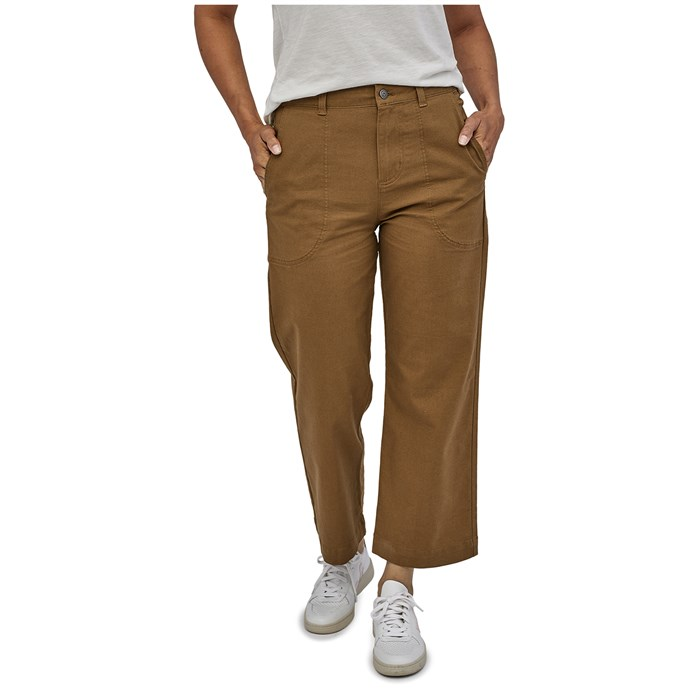 Patagonia - Stand Up Cropped Pants - Women's