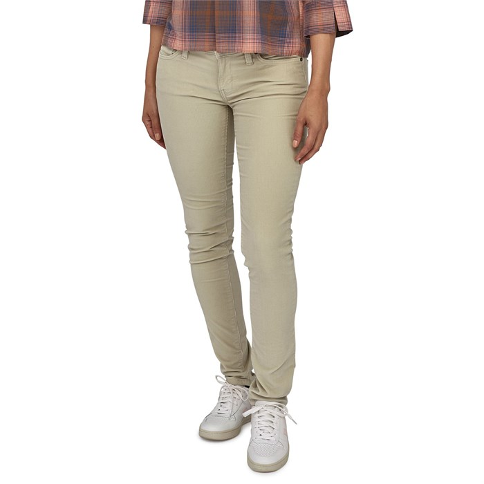 Patagonia - Fitted Corduroy Pants - Women's