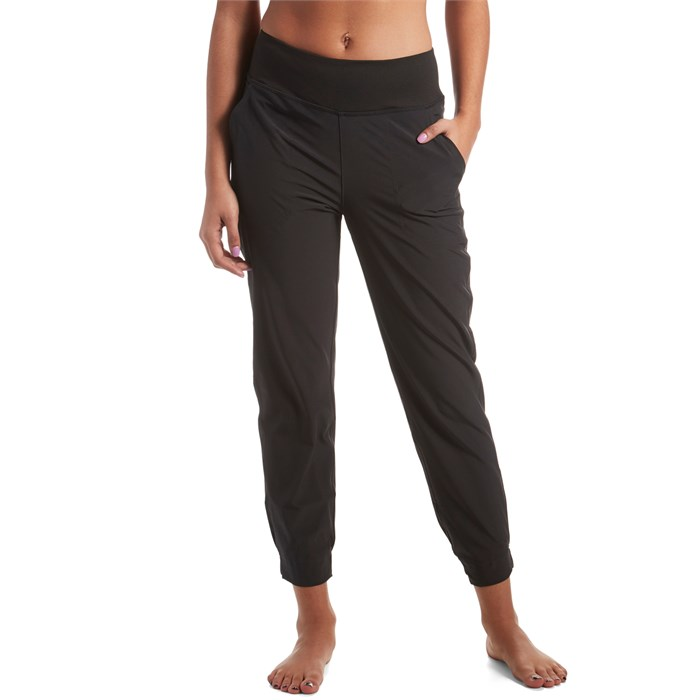 Patagonia - Lined Happy Hike Studio Pants - Women's