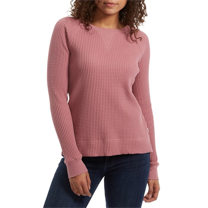 The North Face - Long Sleeve Chabot Crew - Women's
