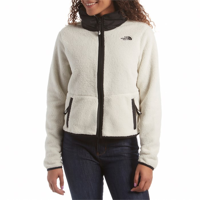 The North Face - Dunraven Sherpa Crop Jacket - Women's