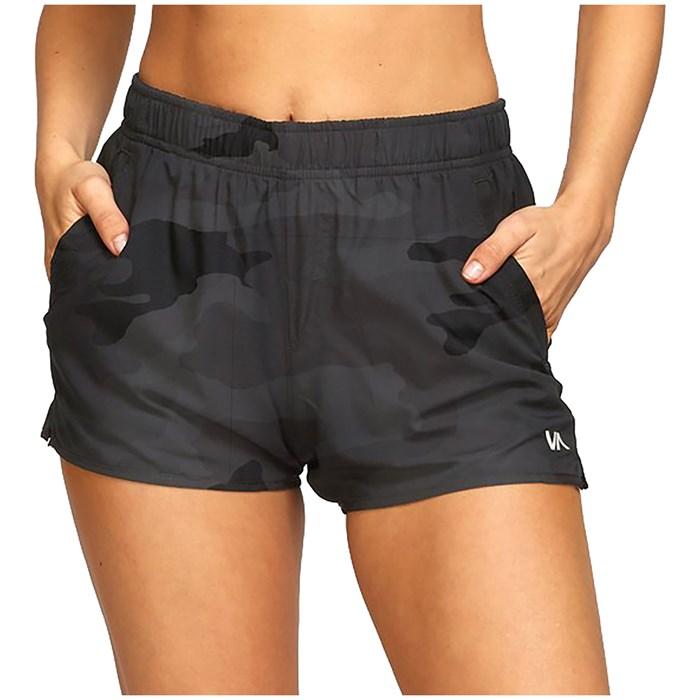 RVCA - Yogger Stretch Shorts - Women's