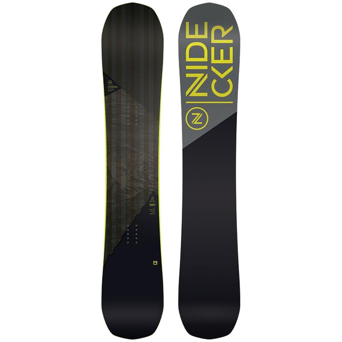 Nidecker - Score Snowboard 2020