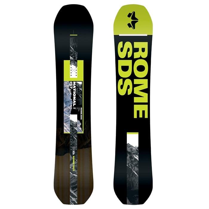 Rome - National Snowboard 2020