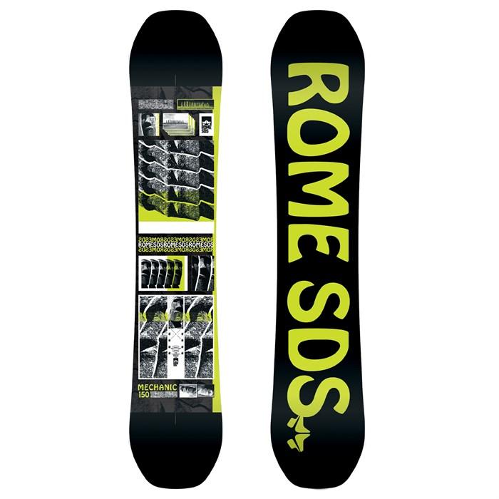 Rome - Mechanic Snowboard 2020