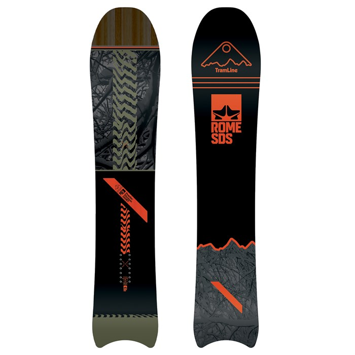 Rome - Powder Division MT Snowboard 2020