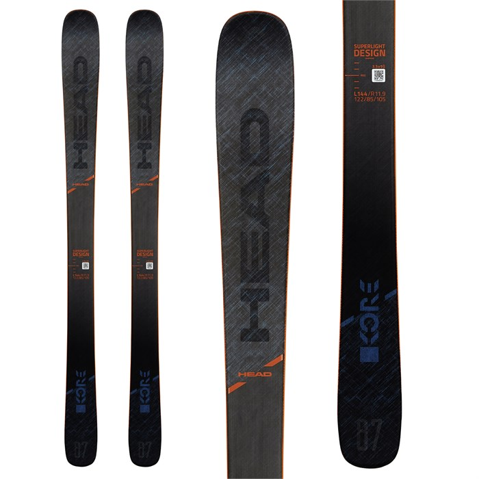 Head - Kore 87 Skis - Boys' 2020