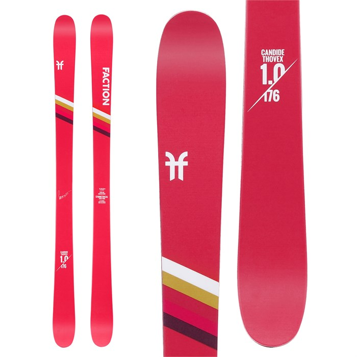 Faction - Candide 1.0 Skis 2020