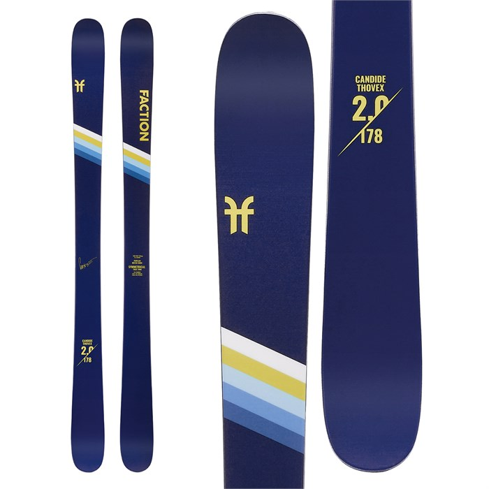 Faction - Candide 2.0 Skis 2020