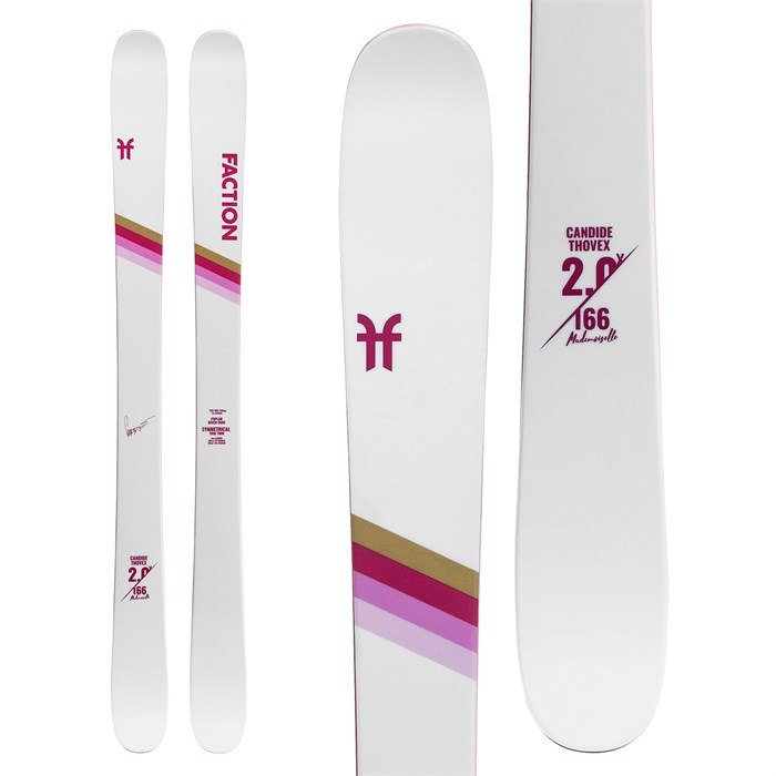 Faction - Candide 2.0X Skis - Women's 2020