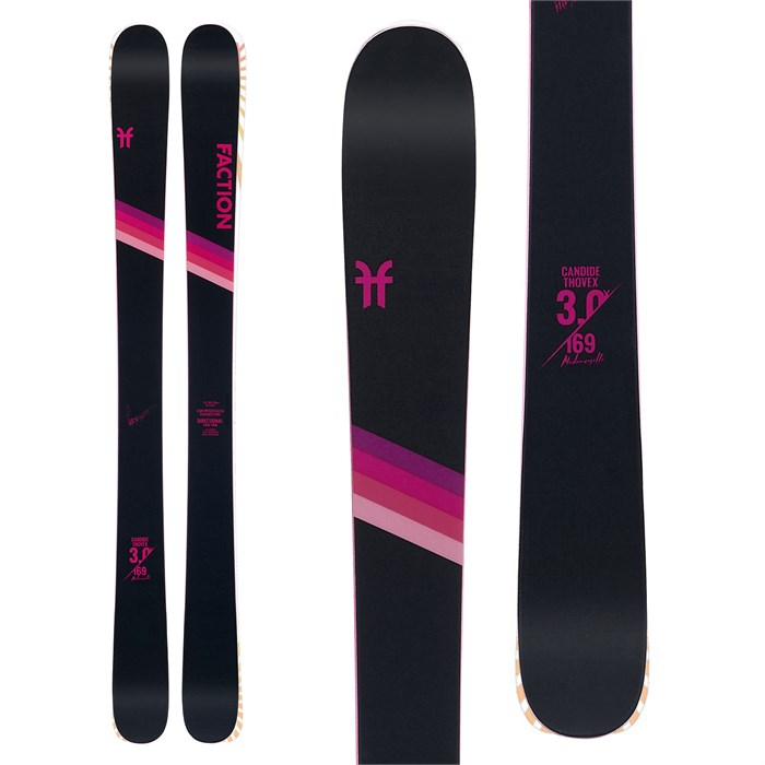 Faction - Candide 3.0X Skis - Women's 2020