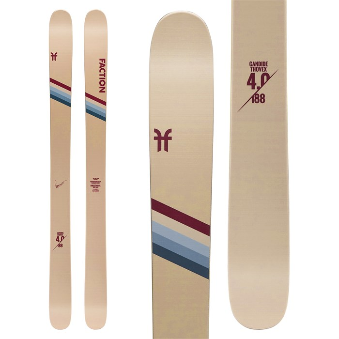 Faction - Candide 4.0 Skis 2020