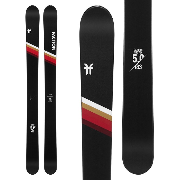 Faction - Candide 5.0 Skis 2020