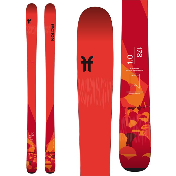 Faction - Chapter 1.0 Skis 2020
