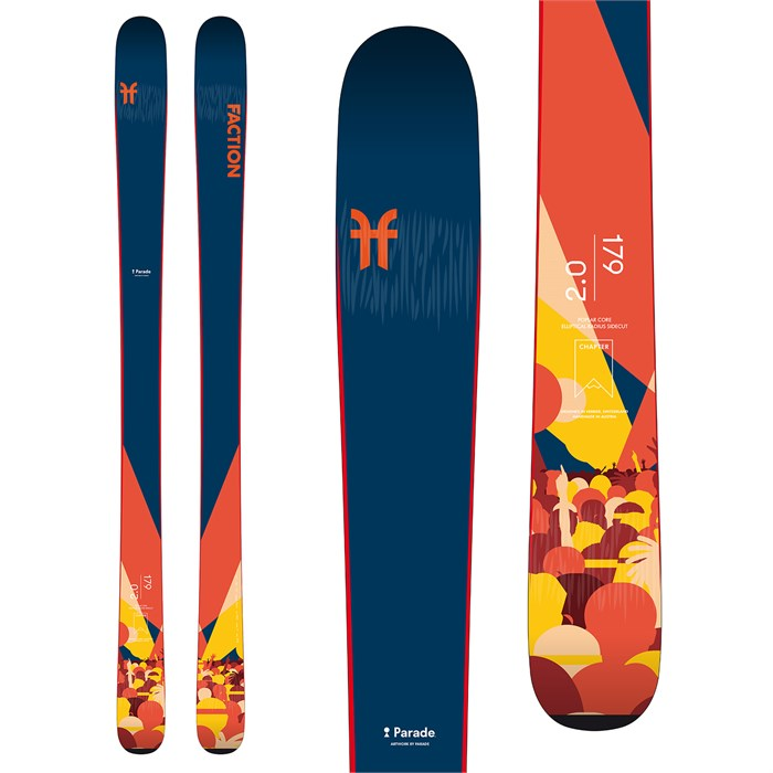 Faction - Chapter 2.0 Skis 2020