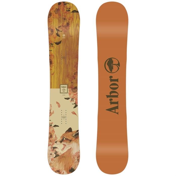 Arbor - Cadence Rocker Snowboard - Women's 2020
