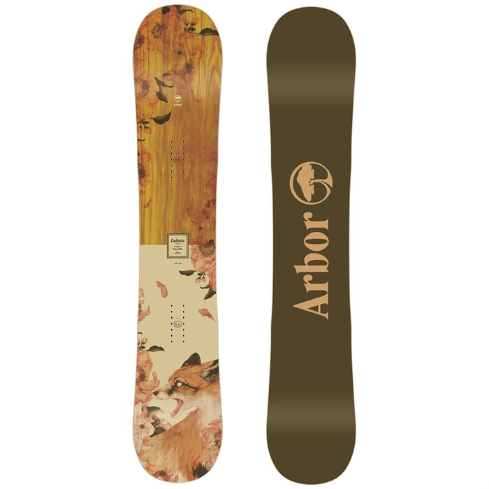 Arbor - Cadence Camber Snowboard - Women's 2020