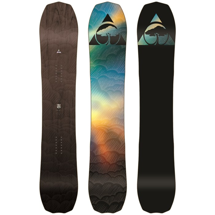 Arbor - Bryan Iguchi Pro Camber Snowboard 2020