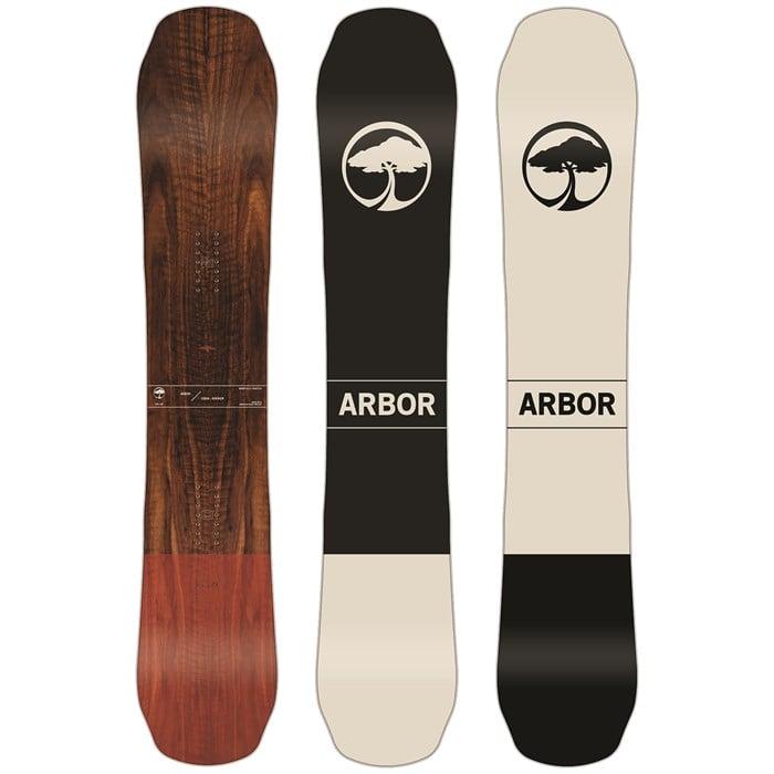 Arbor - Coda Rocker Snowboard 2020