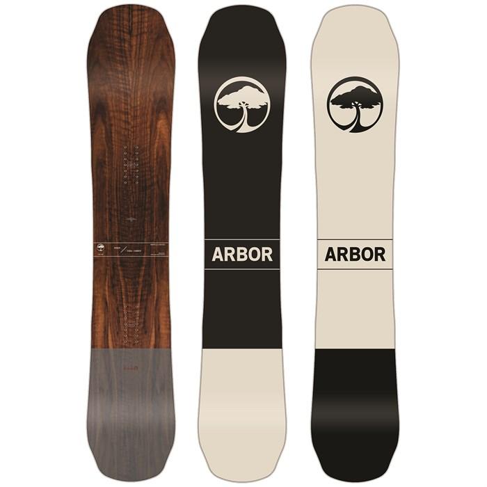Arbor - Coda Camber Snowboard 2020
