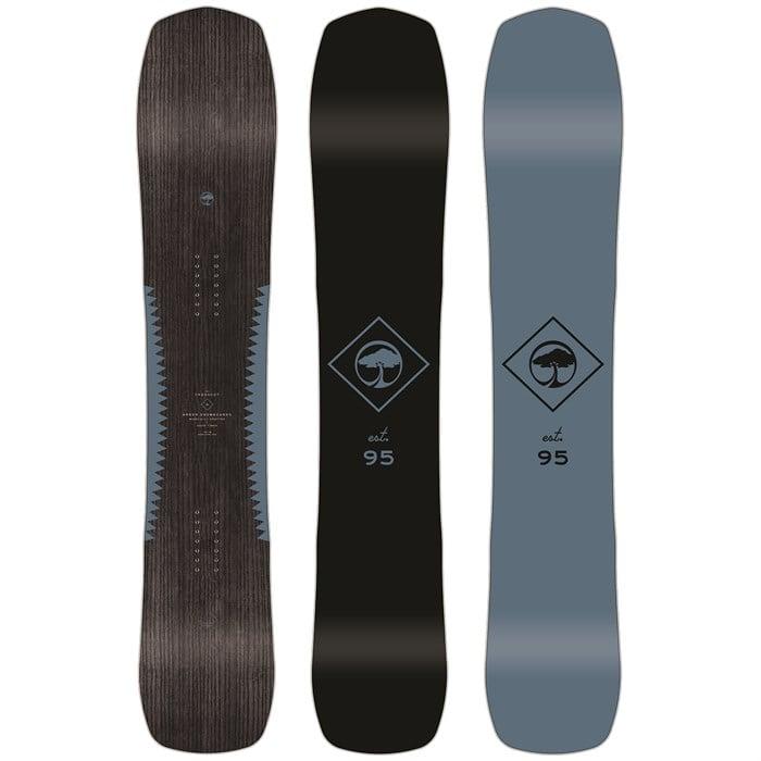Arbor - Crosscut Rocker Snowboard 2020
