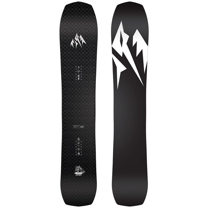 Jones - Carbon Flagship Snowboard 2020