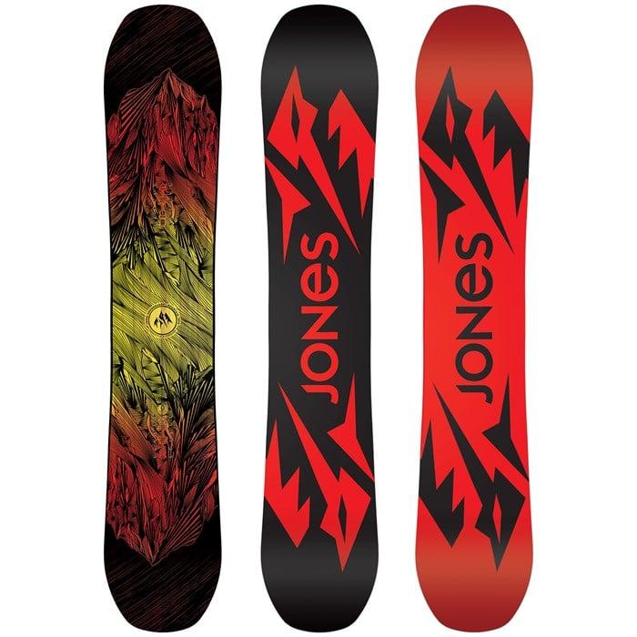 Jones - Mountain Twin Snowboard 2020