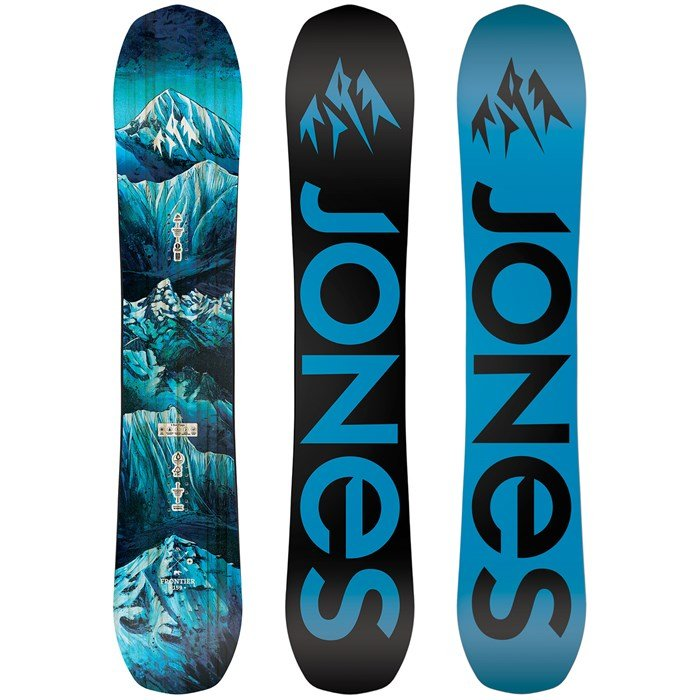 Jones - Frontier Snowboard 2020
