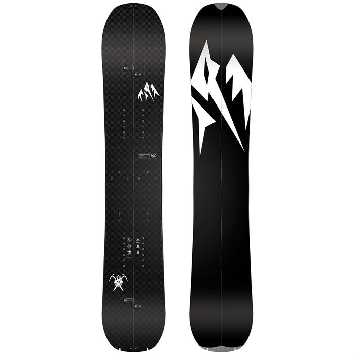 Jones - Carbon Solution Splitboard 2020