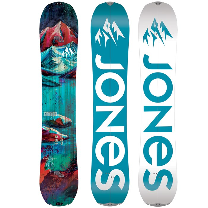 Jones - Dream Catcher Splitboard - Women's 2020