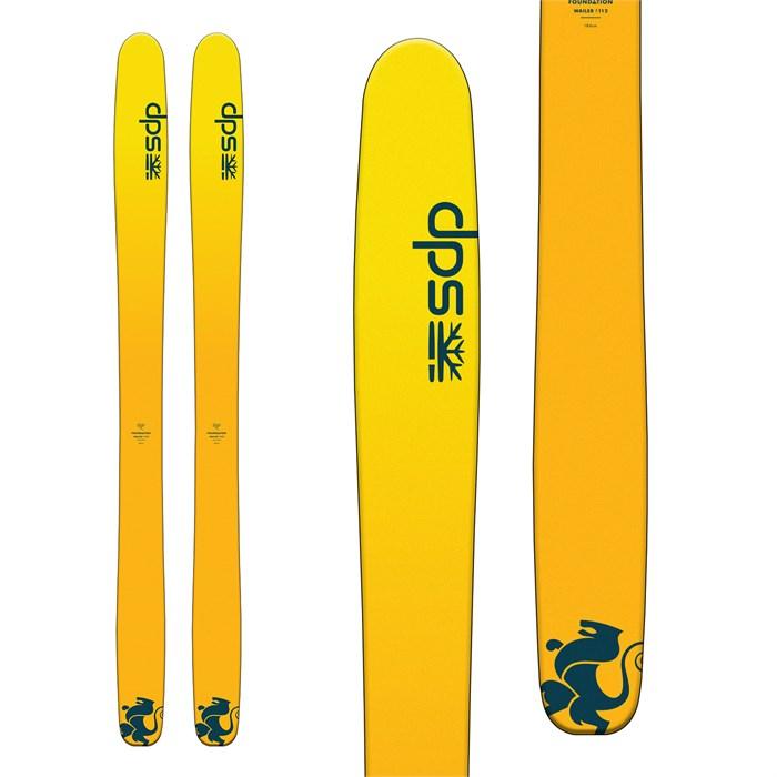 DPS - Wailer F112 RP Skis 2021