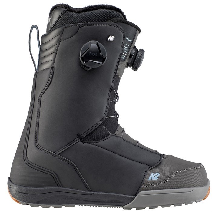 K2 - Boundary Snowboard Boots 2020 - Used