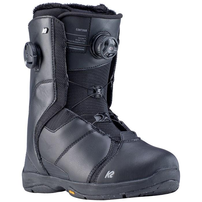 Best Women\\\\\\\'S Snow Boots 2020 K2 Contour Snowboard Boots   Women's 2020 | evo