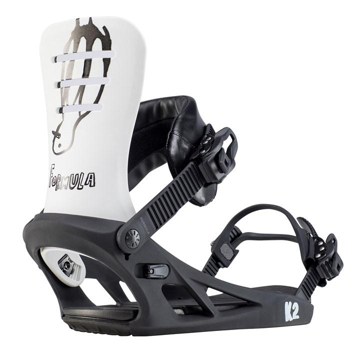 K2 - Formula Snowboard Bindings 2020