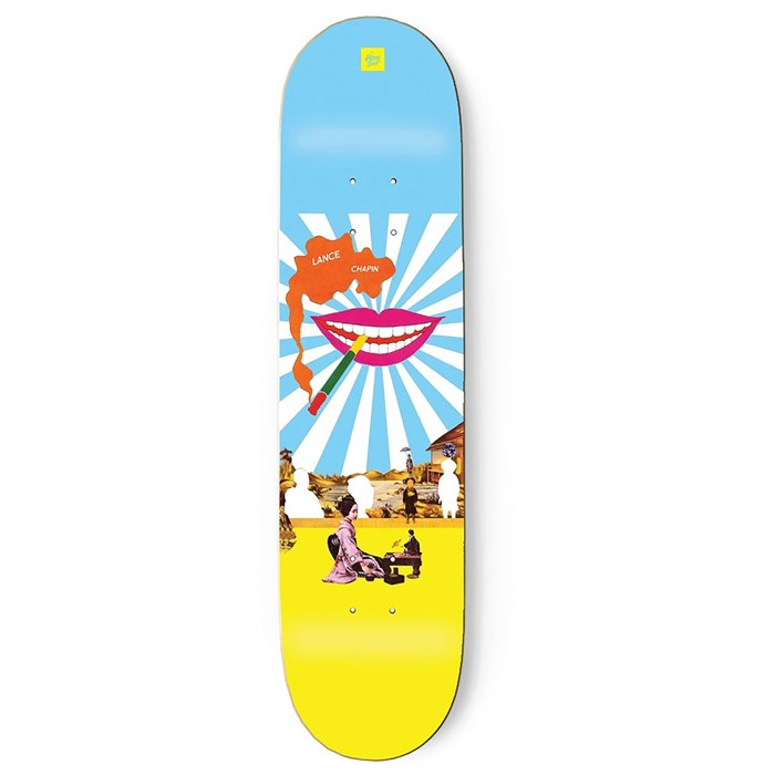 The Killing Floor - Chapin Illusion 8.5 Skateboard Deck