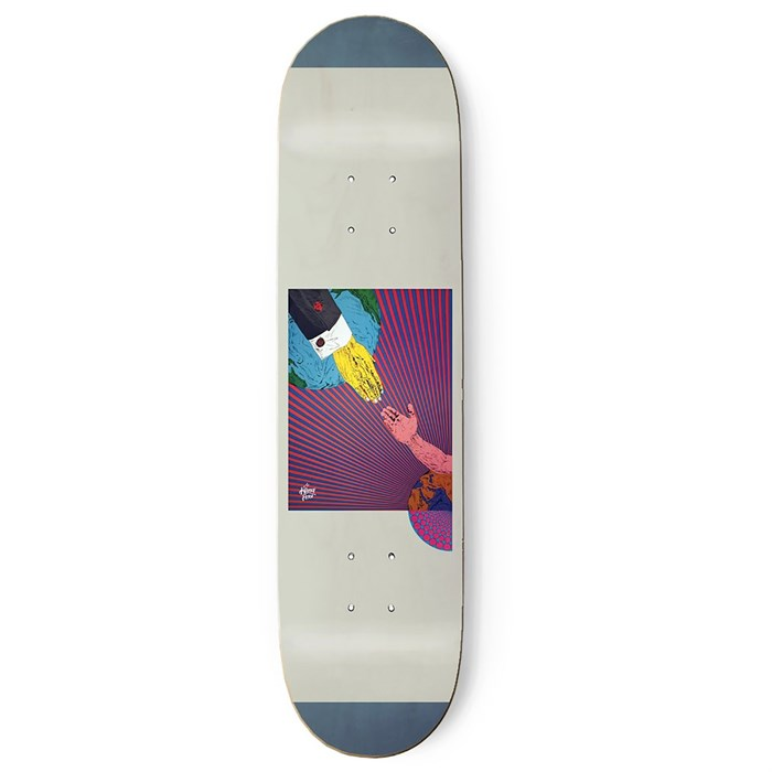 The Killing Floor - Salvation 8.75 Skateboard Deck