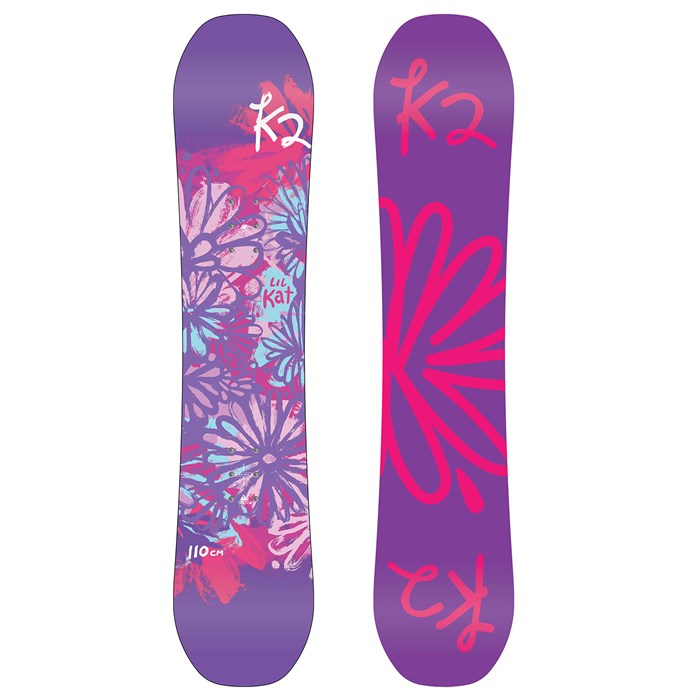 K2 - Lil Kat Snowboard - Girls' 2020