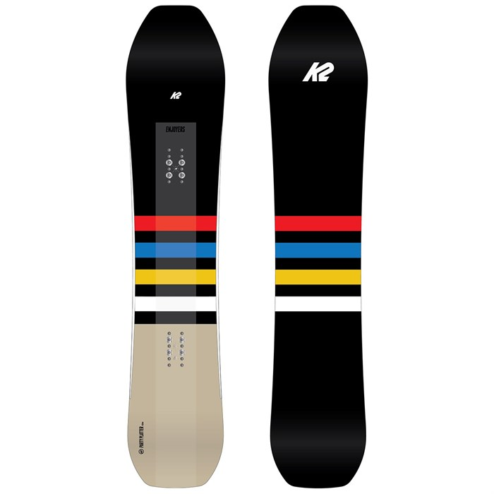 K2 - Party Platter Snowboard 2020