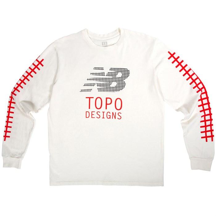 Topo Designs - x New Balance Long-Sleeve T-Shirt