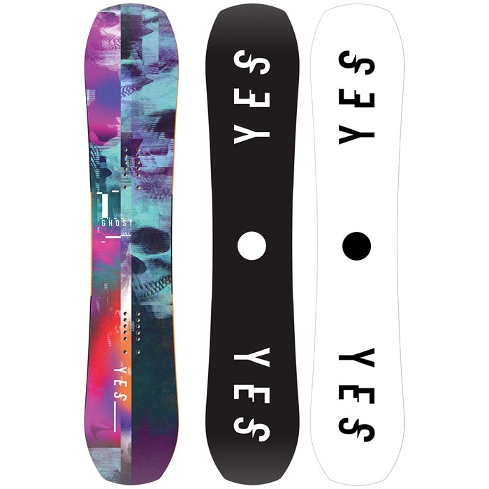 Yes. - Ghost Snowboard 2020