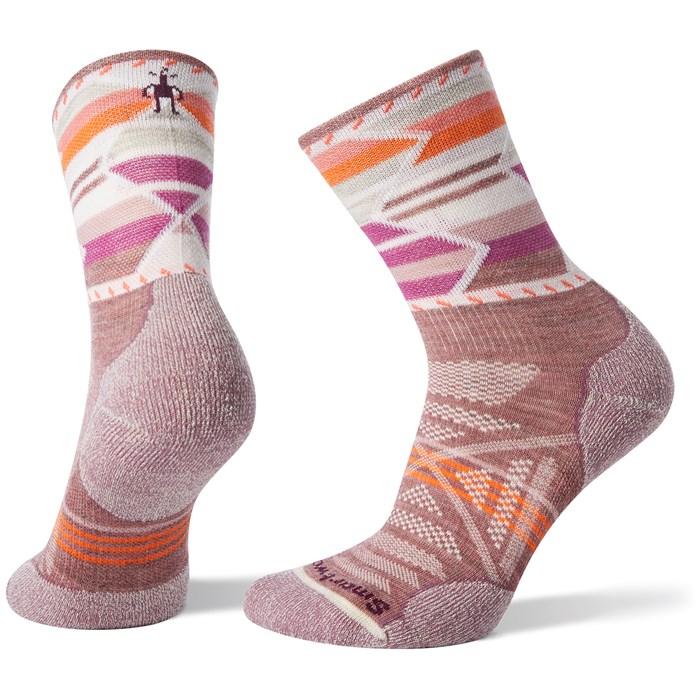 Smartwool - PhD® Outdoor Light Pattern Mid Crew Socks - Women's