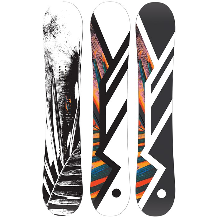 Yes. - Hel Yes. Snowboard - Women's 2020